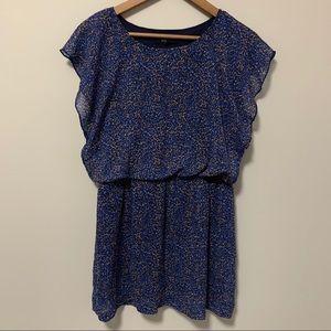 XXI Cheetah Print Dress